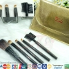 Lola Brush Set Goldy Bag (5 pcs)