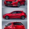 ชุดแต่งรอบคัน Mazda 2 ค่าย OAP (2014-ขึ่นไป)