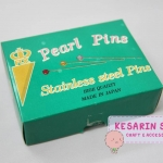 เข็มหมุดหัวมุก ยี่ห้อ Fox (Pearl Pins)