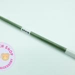 ลวดทำก้านดอกไม้ ขนาด 20X12 สีเขียว (100เส้น)