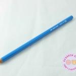 ดินสอเขียนผ้าชอล์ก สีฟ้า