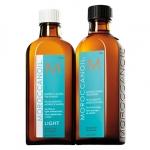ทรีทเมนท์บำรุงผม Morrocanoil Treatment 100 ml มีส่วนผสมของน้ำมันอาร์แกน