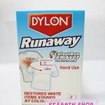 Dylon Runaway (ผ้าขาว 1ซอง)
