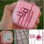 Xiaomi Piston Crystal Edition Rose Carmine Pink Earphones thumbnail 1
