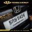 กรอบป้ายทะเบียนกันน้ำ New Civic (2016-ขึ่นไป) thumbnail 3