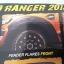 คิ้วล้อดำด้าน New Ranger ค่าย Fitt (2015-ขึ่นไป) thumbnail 1