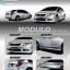 ชุดแต่งรอบคัน Honda Civic 2014 (4 ชิ้น) thumbnail 1