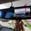 กล้องบันทึกติดรถยนต์ กล้องหน้าและหลังในตัว thumbnail 2