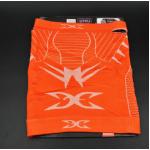 ผ้าบัฟ กัน UV สีส้ม