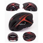 หมวก Bikeboy [สีดำ-แดง]