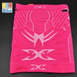 ผ้าบัฟ กัน UV สีชมพู