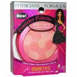 Physicians formula powder palette multi-colored custom blush -Brunettes