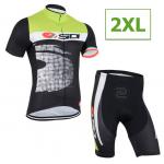 ชุดปั่นจักรยาน SIDI 2015 ขนาด 2XL