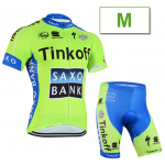 ชุดปั่นจักรยาน Tinkoff ขนาด M