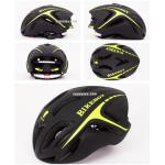 หมวก Bikeboy [สีดำ-เขียว]