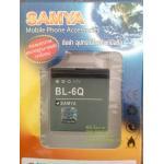 แบตเตอรี่ โนเกีย (Nokia) BL-6Q