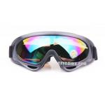 แว่นตา X400 เลนส์ปรอท สีรุ้ง