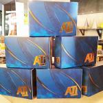 (2 กล่อง 2250 บาท) ATi Power by อั้ม อธิชาติ เอทีไอ พาวเวอร์ 15 ซอง ส่งฟรี EMS คร้า