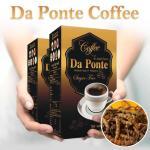 Da Ponte Coffee ดา ปอนเต้ ถั่งเช่า คอฟฟี่ 10 ซอง
