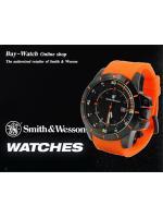 นาฬิกาสปอร์ตแฟชั่น Smith&Wesson Sport Fashion Watch 397(สีส้ม) สายข้อมือยางคุณภาพดี