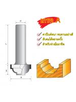 Eurox ดอกเราเตอร์ตีลูกฟัก(3,4)(บัว123)1/2 SP