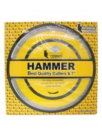 ใบตัดเพชรน้ำ ขนาด 7 นิ้ว HAMMER