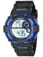 นาฬิกาข้อมือผู้ชายแนวสปอร์ตของแท้ Armitron Sport 408295BLU Digital ดิจิตอล สายข้อมือยาง