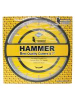 ใบตัดแห้ง ขนาด 7 นิ้ว HAMMER