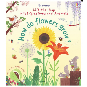 How Do Flowers Grow?