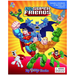 My Busy Book DC Super Friends