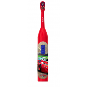 Oral B Electric Toothbrush - Cars