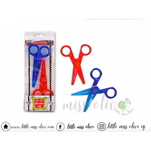 Melissa and Doug Child-Safe Scissors Set