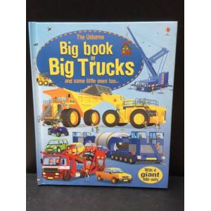 (The Usborne) Big Book of Big Trucks