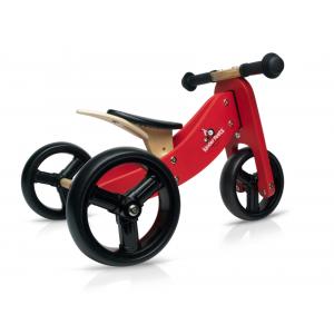 Kinderfeet Tiny Tots (Red)