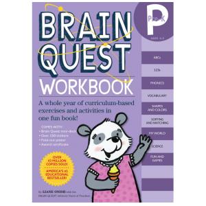 Brain Quest Pre-K