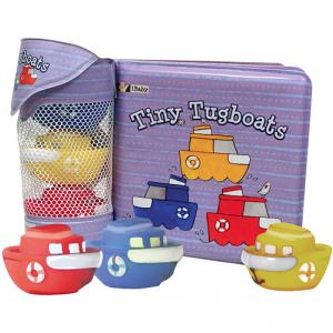 Tiny Tugboats