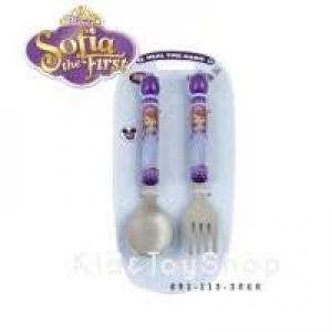 ชุดช้อนส้อม Disney Sofia the First Flatware Set (DisneyUSA)