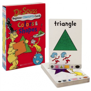 Dr. Seuss Colour and Shape