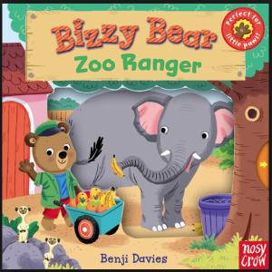 Bizzy Bear Zoo Ranger