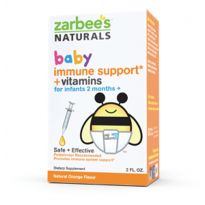 Zarbee's Baby Immune Support + Vitamins