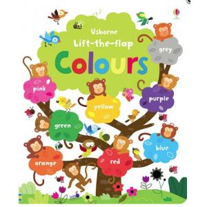Lift the Flap Colors
