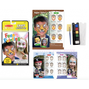 Nontoxic face painting set จาก Melissa and Doug