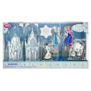 (Disney) Elsa Mini Castle Playset