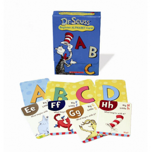 Dr. Seuss ABC Flash Cards