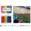 Rainy Days Gel Crayons สีระบายกระจก thumbnail 1