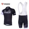 ชุดปั่นจักรยานแขนสั้นทีม TREK เสื้อปั่นจักรยาน กับ กางเกงปั่นจักรยาน(แบบมีเอี่ยม)