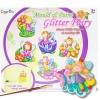 DI004 Mould & Paint Glitter Fairy Magnets ชุดปูนพลาเตอร์ พร้อมแม่พิมพ์ และ ระบายสี ที่ติดตู้เย็น
