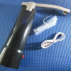 S30-1 หัวปั๊มน้ำดืมแบบชาร์ทได้ สีดำ