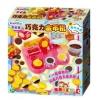 J003 ของเล่นนำเข้า / ของเล่นญี่ปุ่น เครื่องทำเหรียญทอง ช๊อคโกแล๊ค (ทำได้จริง)