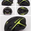 หมวกกันน๊อค จักรยาน BikeBoy สีดำเขียว
